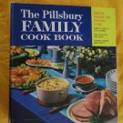 Vintage 1963 Pillsbury Family Cookbook 5 Ring Binder Mid Century From Scratch