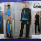 Vogue Pattern # 2403 UNCUT Misses Wardrobe Jacket Dress Top Pants Skirt Size 18 20 22