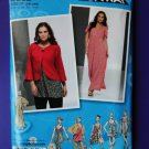 Simplicity Pattern # 2662 UNCUT Project Runway Woman's Dress Tunic Pants Size 18 20 22 24