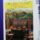 McCalls Pattern # 4074 UNCUT Tiki Tropical Party Decorations