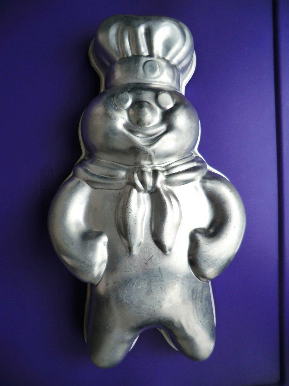 Pillsbury Doughboy Cake Pan