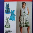 Simplicity Pattern # 2886 UNCUT Misses Dress Bolero Size 6 8 10 12 14