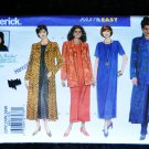 Butterick Pattern # 5635 UNCUT Womans Dress Pants Duster Jacket Size 22 24 26