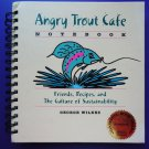 Angry Trout Notebook Cookbook Grand Marais Minnesota