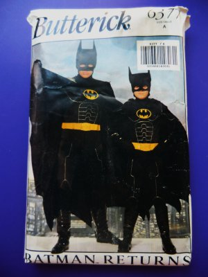 Your Batman Costume Pattern Resource Center