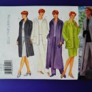 Butterick Pattern # 6213 UNCUT Misses Duster Top Skirt Pants Size 8 10 12