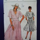 Vogue Pattern # 8970 UNCUT Misses Summer Dress Size 14