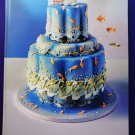 COLETTE&#39;S BIRTHDAY CAKES Fancy Cake Decorating Instruction Book