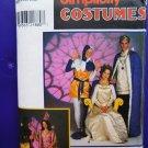 Simplicity Pattern # 8286 UNCUT Men Misses Costume King Queen Jester Size Large XL