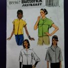 Butterick Pattern # 5567 UNCUT Misses Jacket Variations Size 16 18 20 22 24