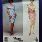 Vogue Pattern # 2688 UNCUT Misses Formal Dress Size 10