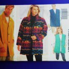 Butterick Pattern # 3161 UNCUT Mens / Misses Jacket Size XS Small Medium
