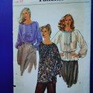 Vogue Pattern # 7176 UNCUT Misses Blouse Russian Style Size 12