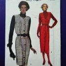 Vogue Pattern # 8477 UNCUT Misses Jumper and Top Size 8 10 12