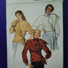 Vogue Pattern # 9079 UNCUT Misses WRAP Blouse Size 16