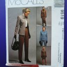 McCalls Pattern # 9519 UNCUT Misses Jacket Pants Skirt Size 18 20 22