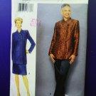 Vogue Pattern # 9775 UNCUT Misses Jacket Skirt Pants Size 18 20 22