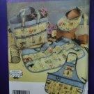 Simplicity Pattern # 4597 UNCUT Garden Accessories Apron Tote