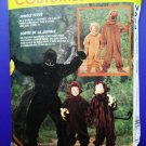 "McCalls Pattern # 7863 UNCUT Adult Monkey Ape Costume Chest 38""/40"""