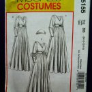 McCalls Pattern # 5155 UNCUT Misses Costume Gown ~ Long Dress Size 8 10 12 14