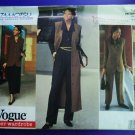 Vogue Pattern # 1200 UNCUT Misses Wardrobe Jacket Skirt Pants Size 18 20 22
