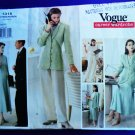 Vogue Pattern # 1315 UNCUT Misses Jacket Dress Top Skirt Pants Size 6 8 10