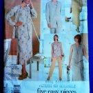 Vogue Pattern # 2138 UNCUT Misses Jacket Dress Skirt Pants Size 18 20 22