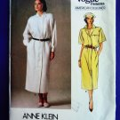 Vogue Pattern # 1531 UNCUT Misses Dress ANNE KLEIN Size 16