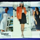 Vogue Pattern # 2665 UNCUT Misses Halter Dress Jacket Top Shorts Size 18 20 22