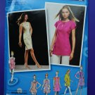 Simplicity Pattern # 2927 UNCUT Misses Dress or Tunic Size 4 6 8 10 12