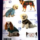 Simplicity Pattern # 3939 UNCUT Dog Coat Size Small Medium Large