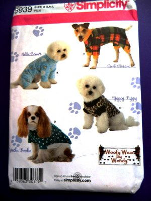 DOG PATTERN SIMPLICITY | Free Patterns