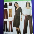 Simplicity Pattern # 4965 UNCUT Misses Pants Skirt Size 4 6 8 10