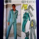 Simplicity Pattern # 5867 UNCUT Yoga / Spa Wardrobe Size 14 16 18 20 22