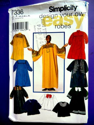 Choir Robe Patterns | Patterns Gallery