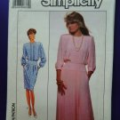 Simplicity Pattern # 9015 UNCUT Misses Dress Size 16