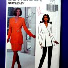 Butterick Pattern # 6278 UNCUT Misses Jacket Skirt Pants Size 18 20 22