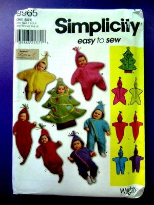 Shopzilla - Baby pattern fleece bunting Craft Supplies