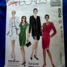 McCalls Pattern # 8048 UNCUT Misses Dress Jacket Two Lengths Sizes 20 22 24