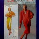 Burda Pattern # 6235 UNCUT Misses Top Jacket Skirt Size 10 12 14 16 18 20 22