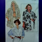 Butterick Pattern # 5664 Camp Jacket Size 8 10 12
