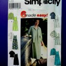 Simplicity Pattern # 7954 UNCUT Misses Dress Jacket Size 12 14 16
