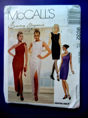 McCall's 3033 - Evening Cover-Ups - Sewing classes, patterns and