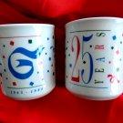 Vintage 1988 Guthrie Theater Coffee Mug Mugs 25 Years