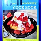 Vintage 1955 / 1962 Good Housekeeping Cookbook Dust Jacket Great Condition