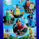 Simplicity Pattern # 0549 UNCUT Toddler Girls Tinkerbell Costume Size 3 4 5 6 7 8