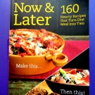 Weight Watchers Cookbook Now and Later ~ 160 Recipes