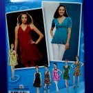 Simplicity Pattern # 2956 UNCUT Misses KNIT Dress Tunic Variations Size 12 14 16 18 20