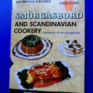 Smorgasbord & Scandinavian Cookery for Americans Cookbook Brobeck Kjellberg Swedish Recipes