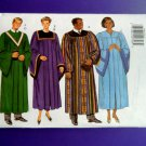 Butterick Pattern # 3820 UNCUT Unisex Choir Church Robe Collar ALL Sizes
